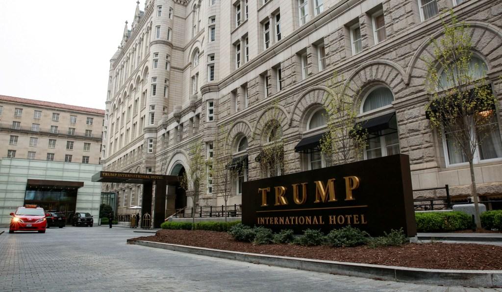 Court Dismisses Emoluments-Clause Suit against Trump