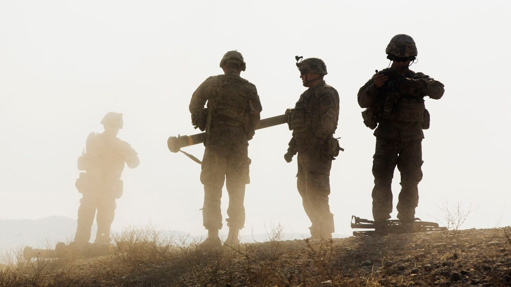 Families of Soldiers Fallen or Wounded in Afghanistan Sue Contractors for Allegedly Paying Protection Money to Taliban
