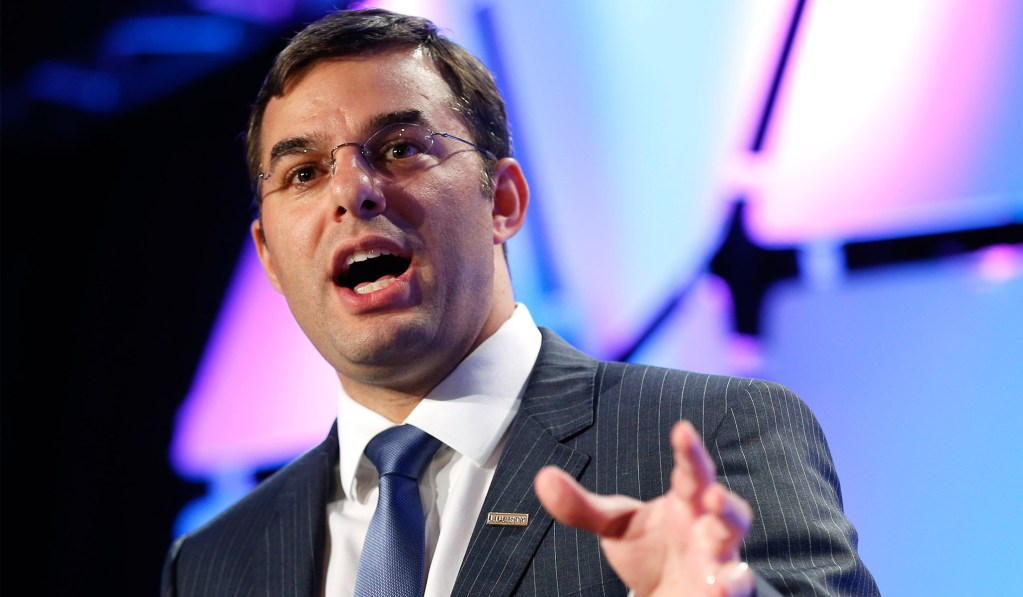 Could Justin Amash Cost Trump Reelection?