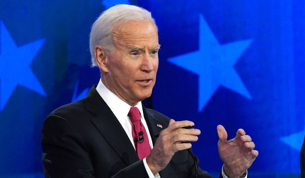Biden Warns Media against Shopping 'Conclusively Debunked' Ukraine Corruption Allegations During Impeachment Trial