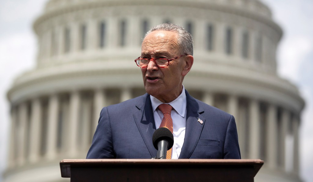 Schumer Says Vote to Call Witnesses is an 'Uphill Battle' as Wavering Republicans Come Out in Favor of Speedy End to Trial