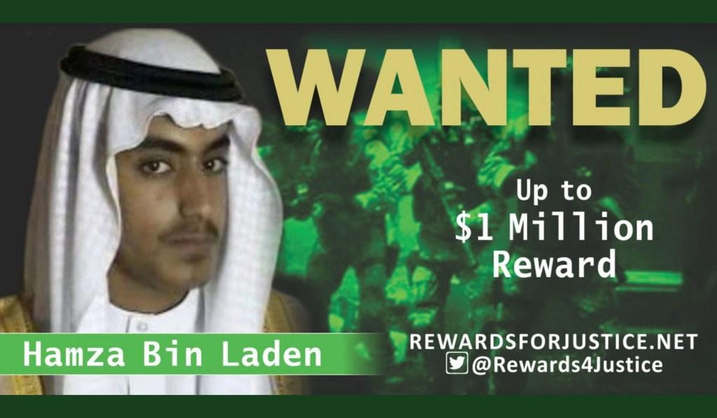 Report: Hamza bin Laden, Osama's Son and Potential Successor, Is Dead