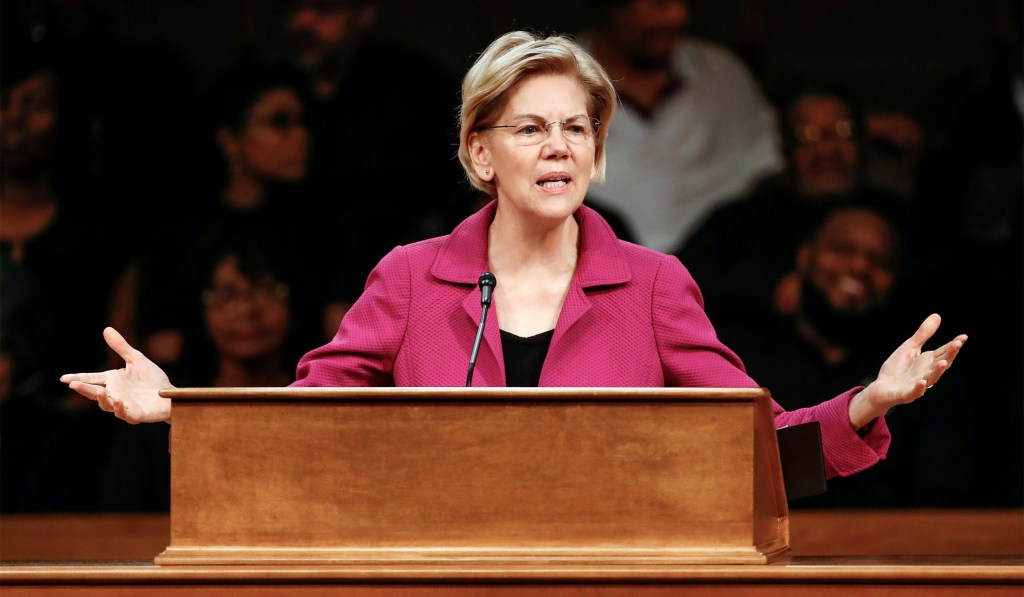 Warren Knocks New York Dems' Attempt to Edge Out Third Parties, Saying it Will 'Benefit Republicans'