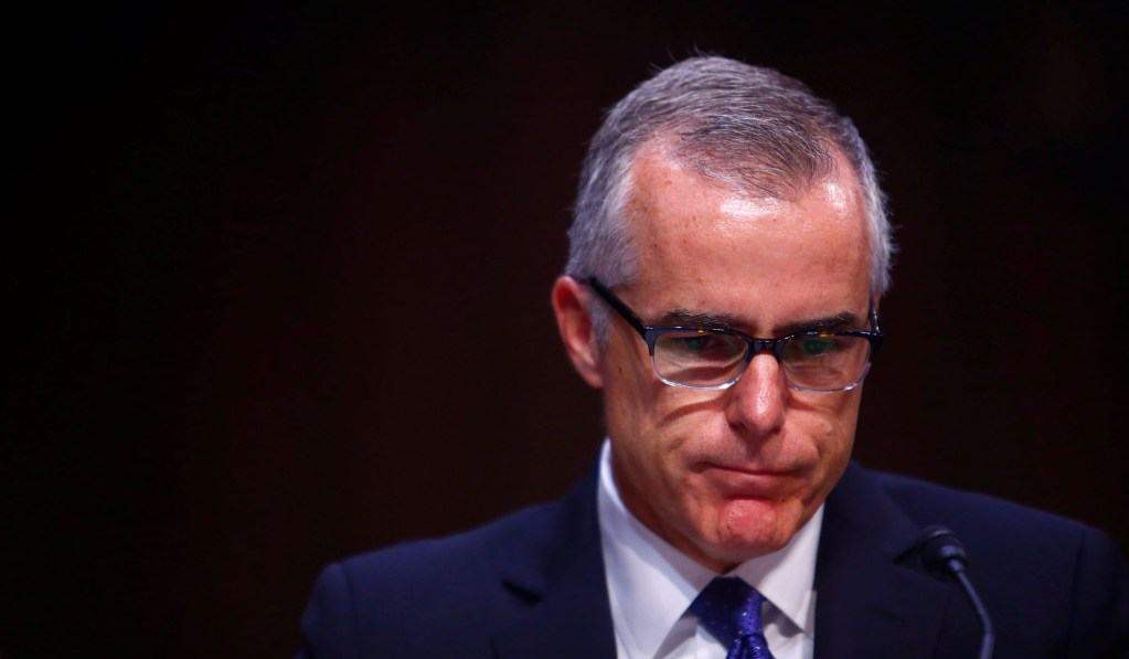 Texas Republican Predicts McCabe Will be Indicted for Lying to Investigators