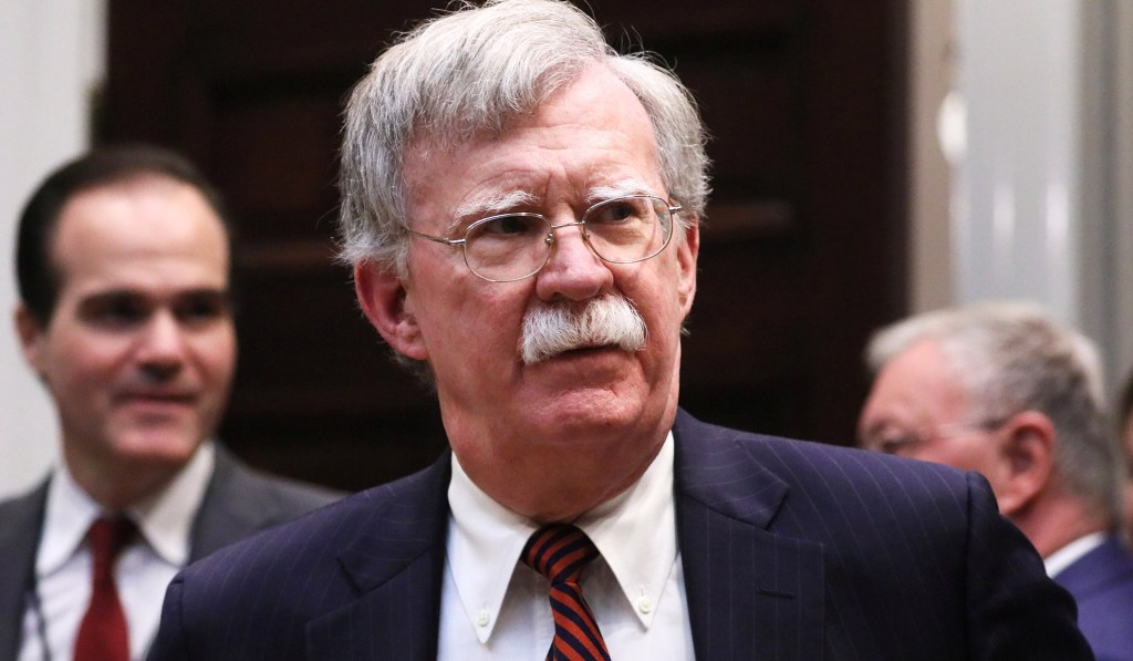 New Bolton Book Allegations Drop Hours ahead of Vote on Witnesses