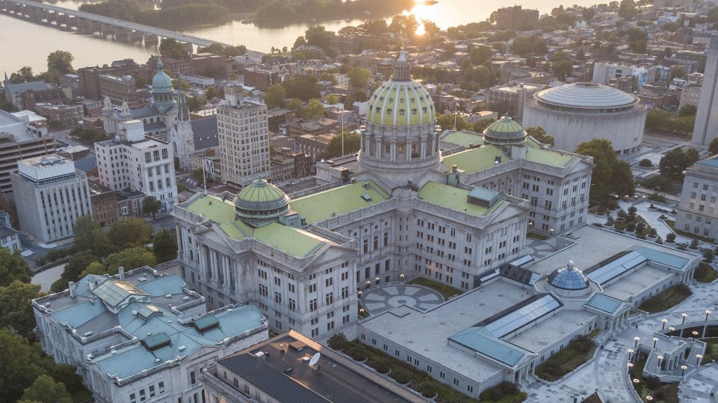 Federal Court Rules Atheists May Be Barred From Giving Invocations at Pennsylvania Statehouse