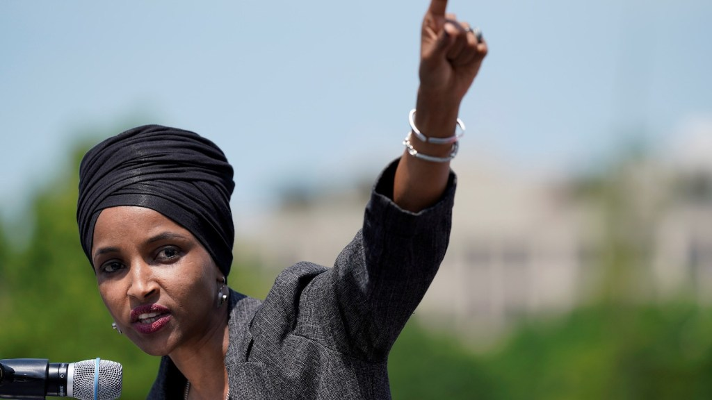 Trump's Omar Comments and Our Eroding Sense of Citizenship
