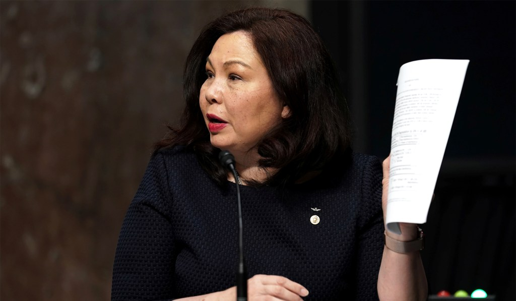 'We Should Listen to the Argument' for Removing George Washington Statues, Says Senator Duckworth