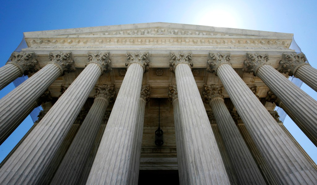 To Save a Bad Gun Law, Democratic Senators Threaten the Supreme Court