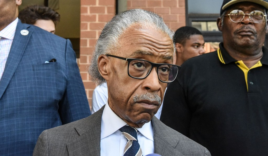 House Hearing Devolves into Shouting Match as Sharpton Questioned about Past Statements