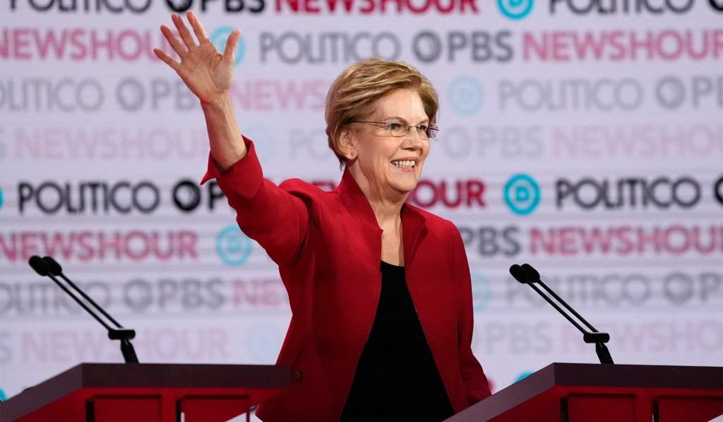 Warren Changes Stance, Breaking with Bernie in Support of USMCA