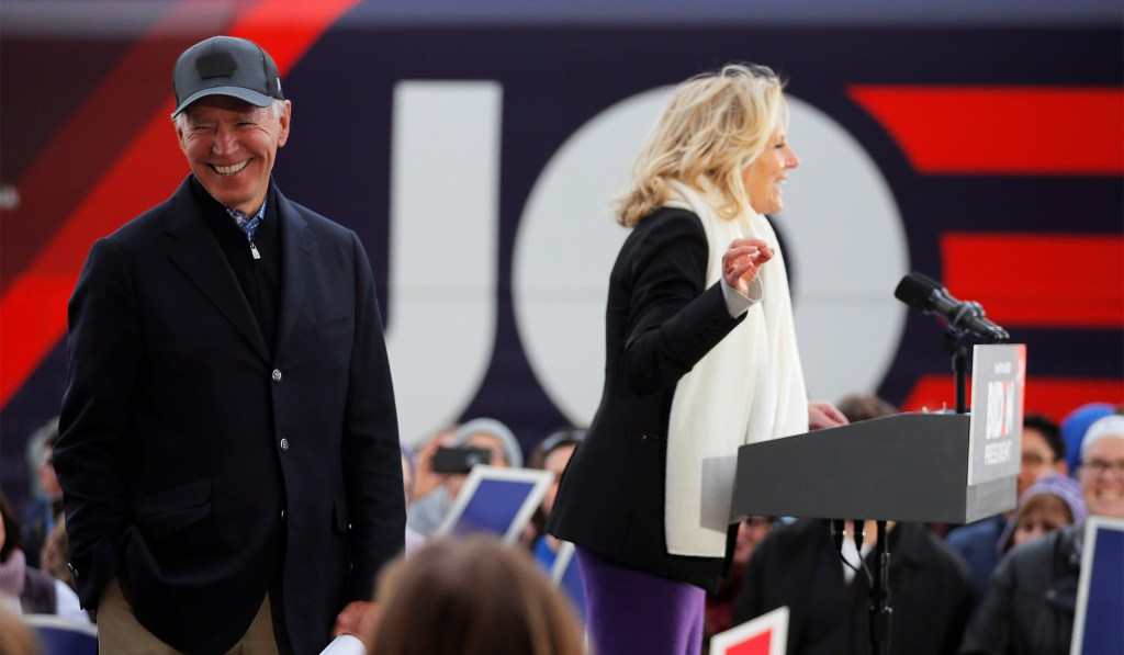 Jill Biden Says Family Friendship with Lindsey Graham Is over after 'Hurtful' Ukraine Comments