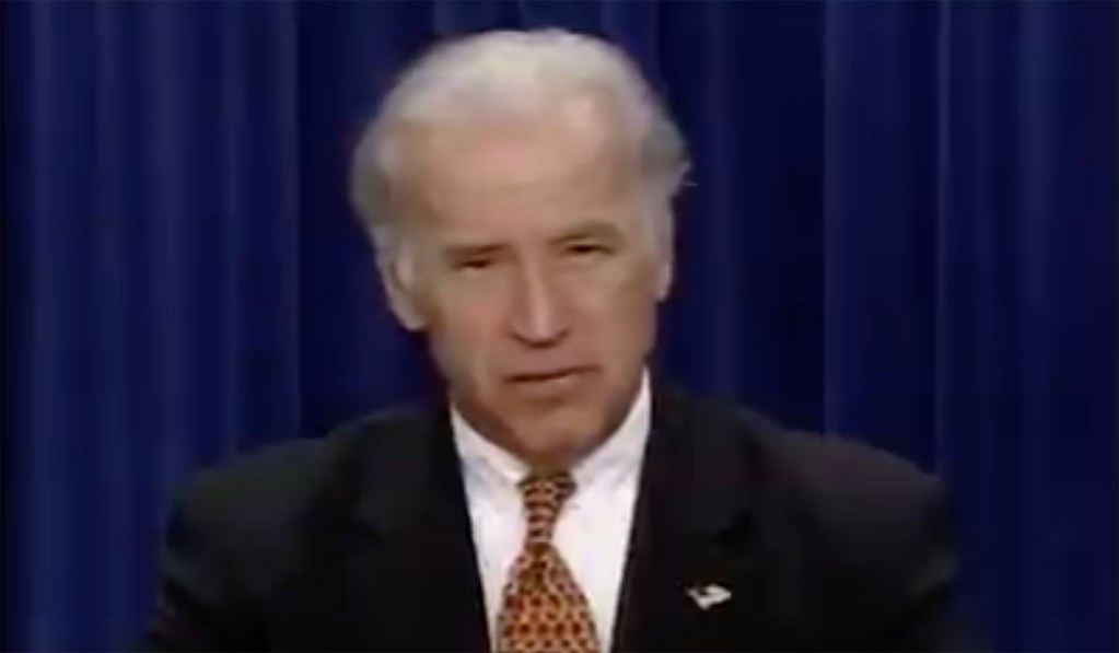 Clips from 2003 Interview Contradict Biden's Claim to Have Turned on the Iraq War 'The Moment' It Began