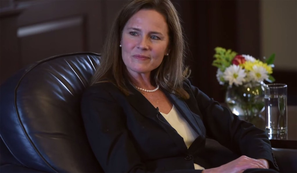 Barrett Lamented 'Very Brutal' Confirmation Process in 2019 Speech, Blamed 'Dangerous' Drift toward Judicial 'Policymaking'
