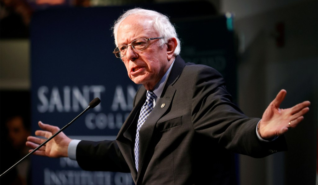 Sanders Claims AIPAC Gives 'A Platform to Bigotry'