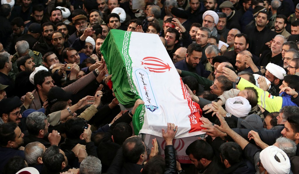 At Least 50 Dead, Over 200 Injured in Stampede at Qasem Soleimani's Funeral