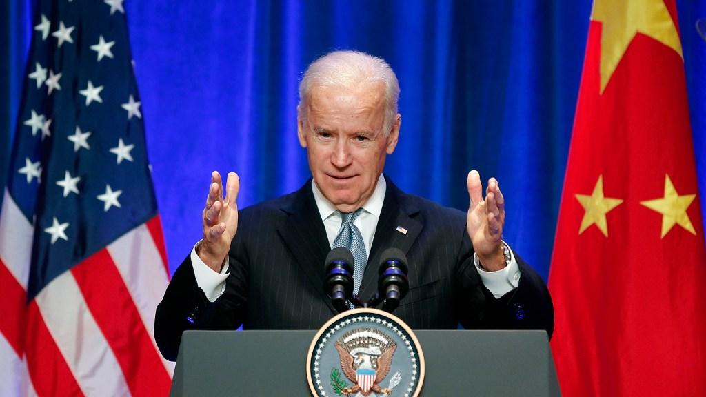 Joe Biden Is China's Choice for President