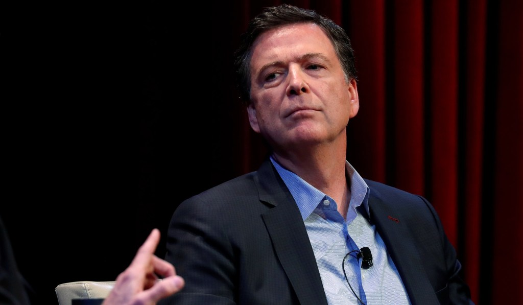 Comey Claims He Only Learned Details of Russia Investigation Abuses from IG Report after Leaving FBI