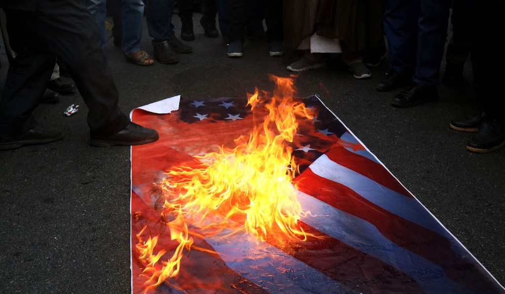 Iran's Multi-Front War against America and Its Allies