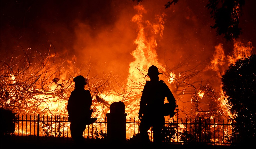 California Declares State of Emergency as Wildfires Spread