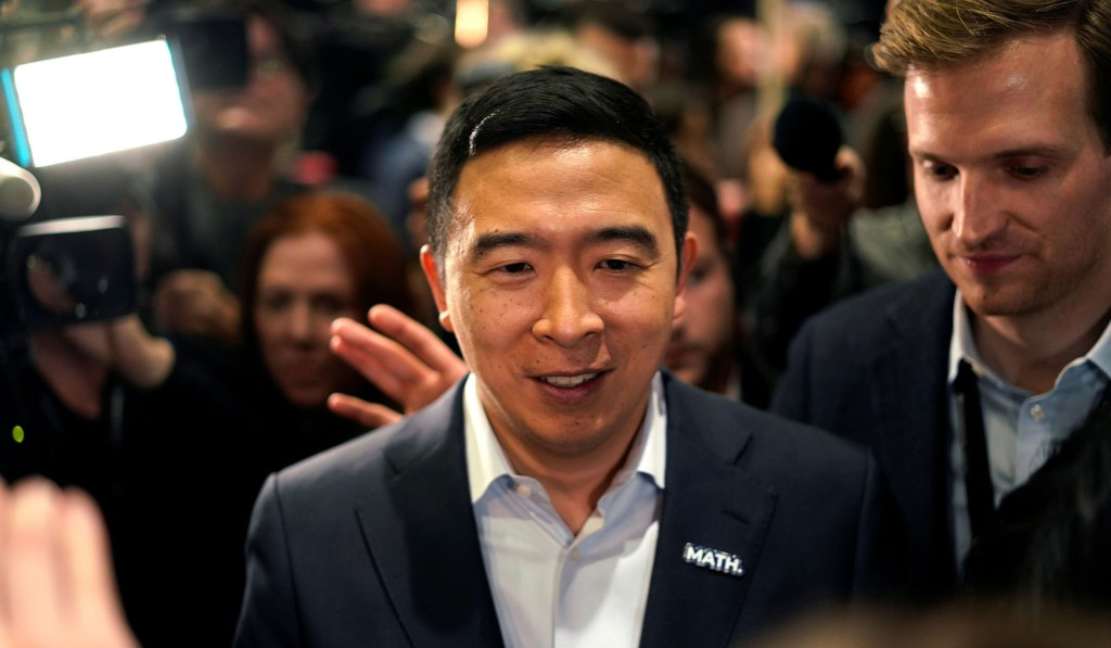 Will Andrew Yang Win Any Delegates?