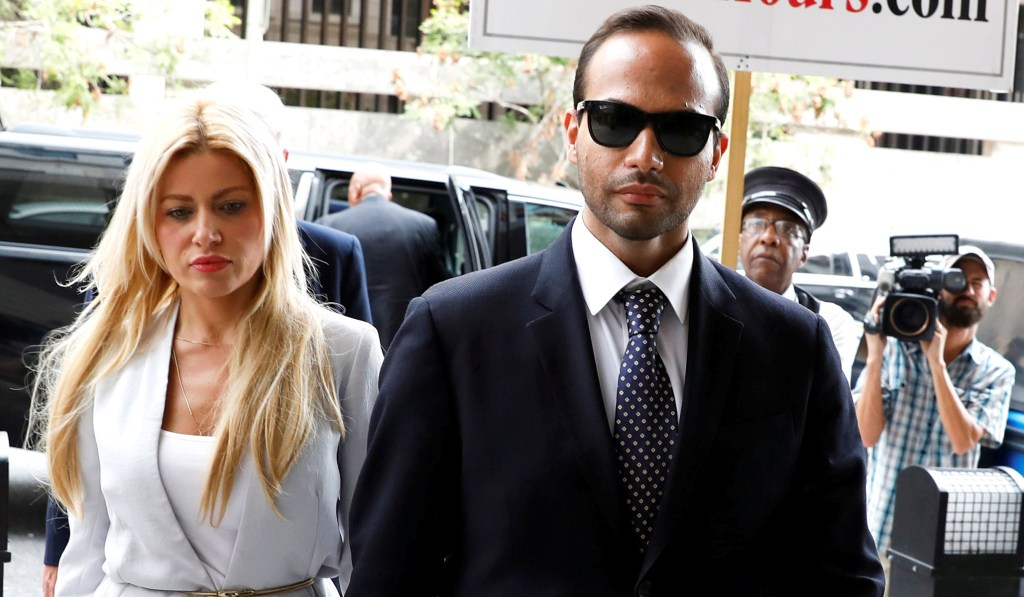 George Papadopoulos to Run for Katie Hill's Congressional Seat