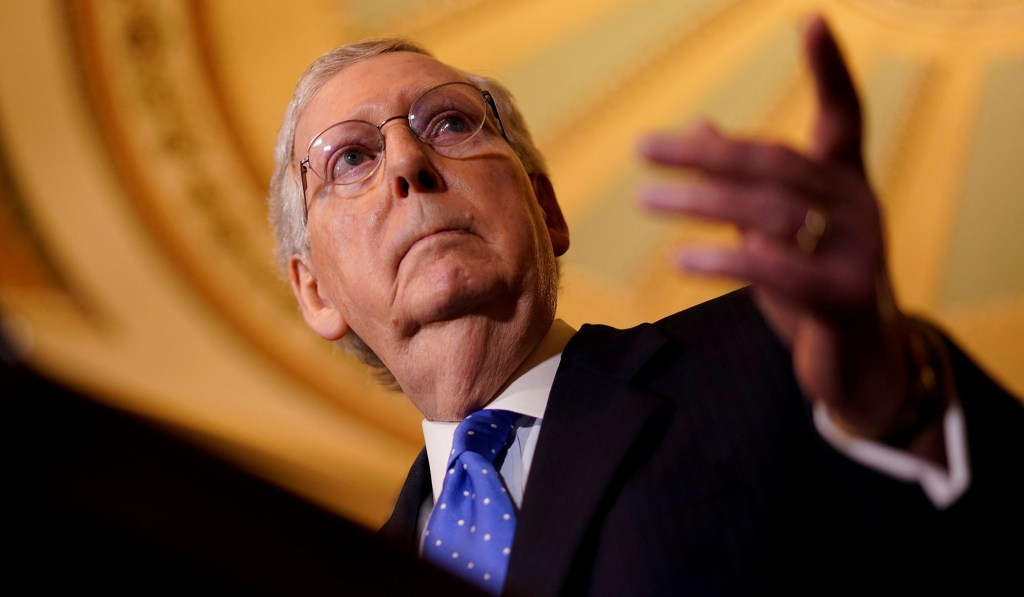 McConnell on Impeachment: 'The Senate Has Made Its Decision'