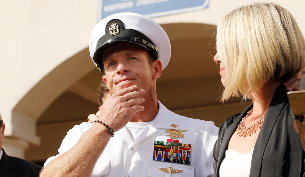 Navy SEAL Eddie Gallagher's Acquittal Reminds Us to Never Rush to Judgment