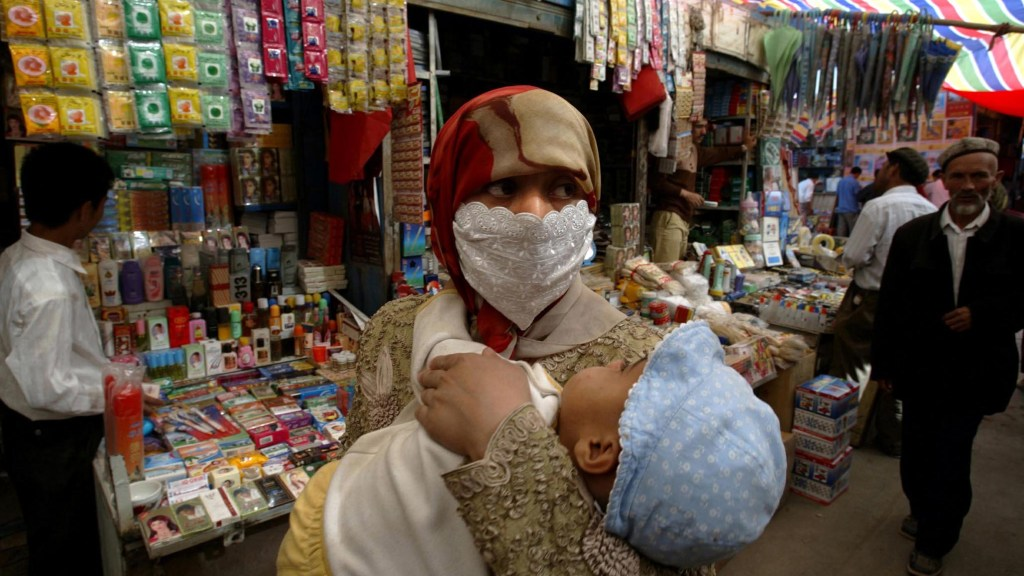 China's Monstrous Abuse of Uighur Women