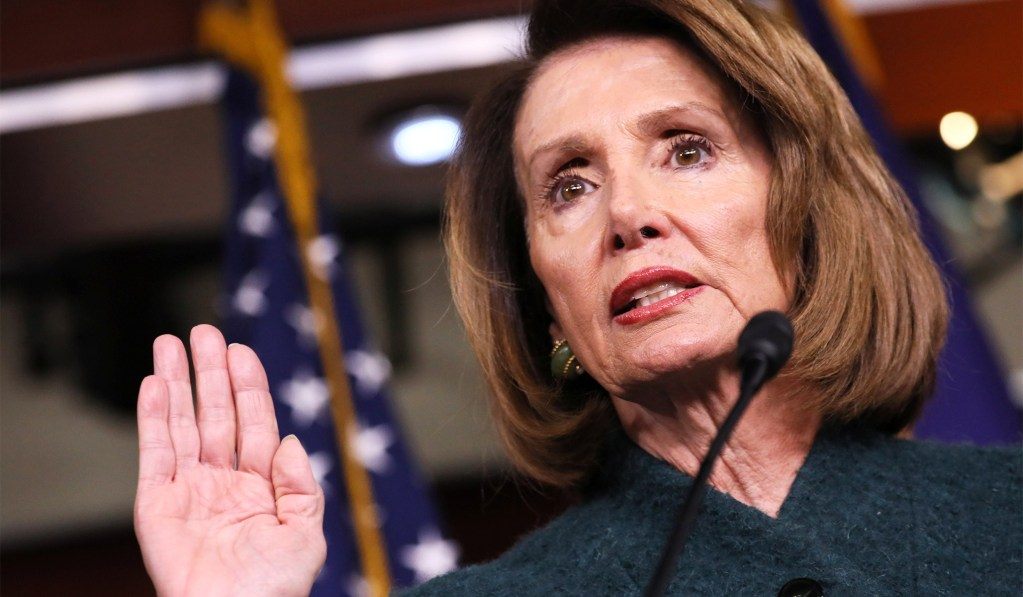 Pelosi Strongly Criticizes Nadler in Fight over Impeachment Process