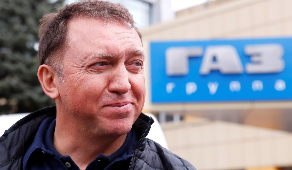 Russian Oligarch Scoffed at FBI's Collusion Theory