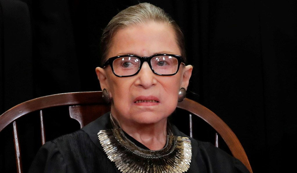 Ruth Bader Ginsburg Insists She's Not Going Anywhere