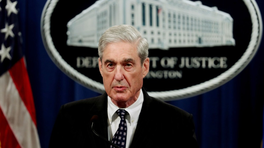 Mueller to Testify Publicly Before Congress