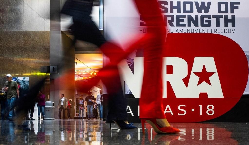 San Francisco Labels NRA a 'Domestic Terrorism Organization'