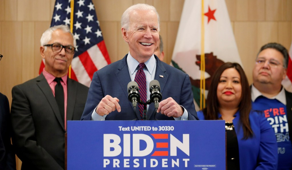 Tara Reade Calls on Biden to Drop Out of Presidential Race