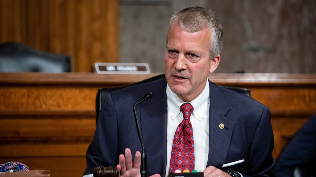 Alaska Republican Dan Sullivan Wins Reelection, Giving Republicans 50 Senate Seats