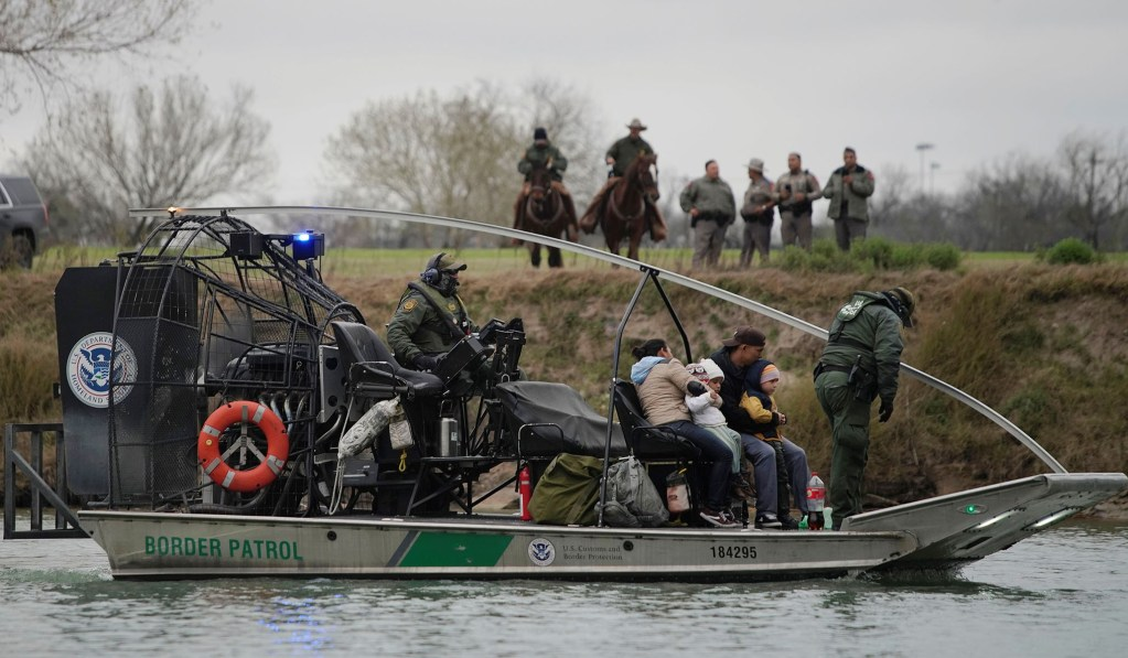 Border Patrol Agents Shot at from Mexican Side of Rio Grande