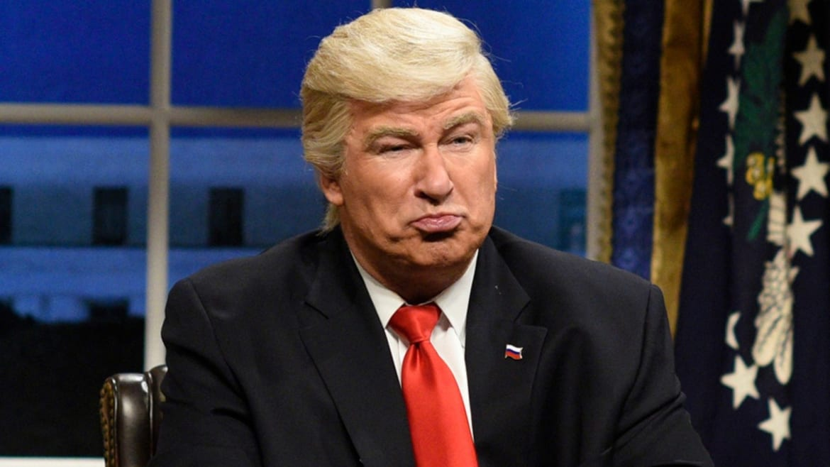 Alec Baldwin Confesses He 'Hates' Playing Trump on SNL