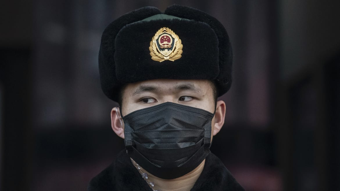 Up Against the Coronavirus, China's Surveillance State Has Failed