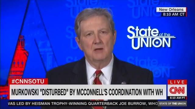 GOP Senator: 'There Are No Rules' for Senate Impeachment Trial
