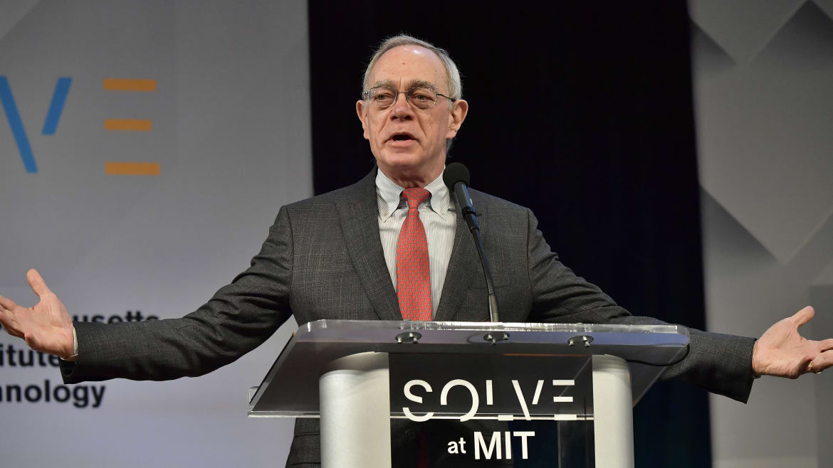MIT President: Oh Yeah, We DID Cover Up Epstein's Donations