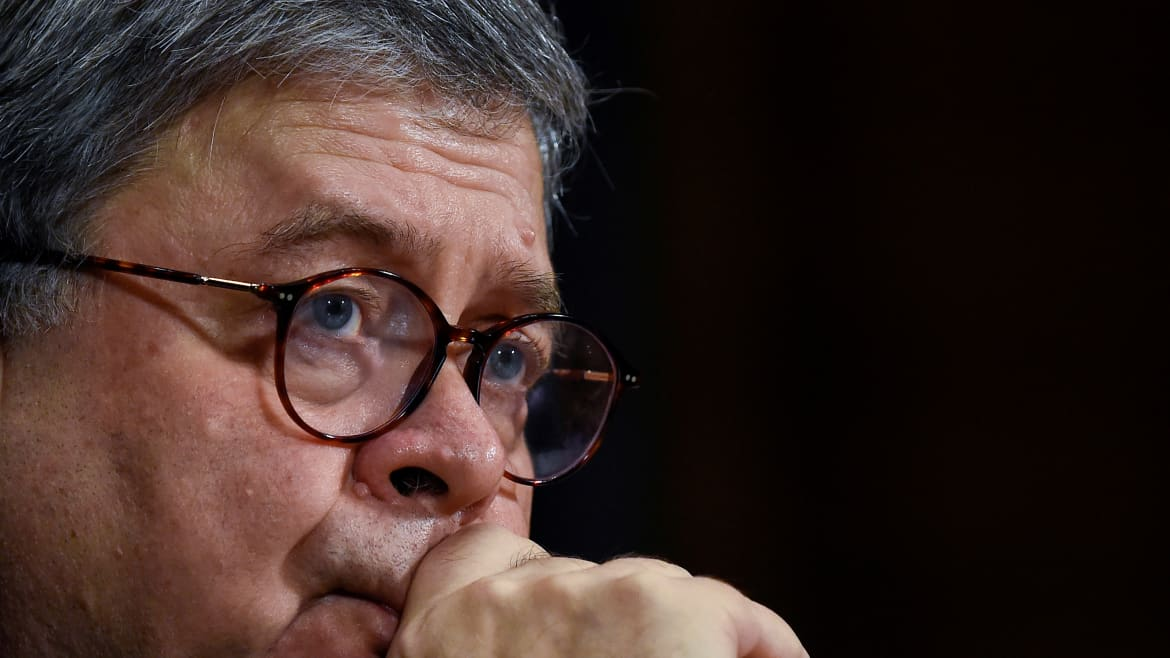 AG William Barr to Jeffrey Epstein's Possible Co-Conspirators: We're Still Coming for You