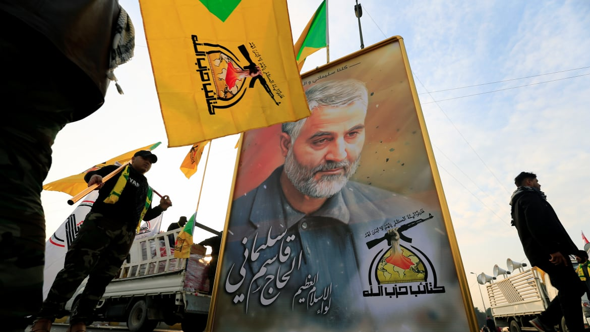 Will Qassem Soleimani's Death Activate Sleeper Cells in America?