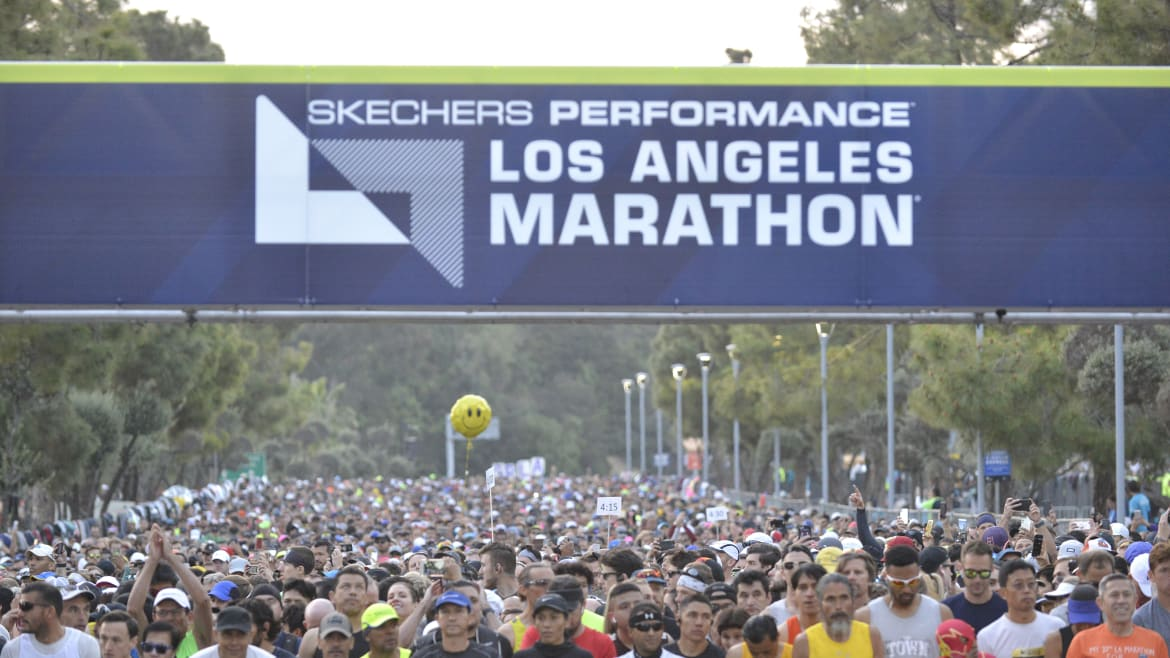 Marathoner Accused of Cheating Found Dead in L.A. River