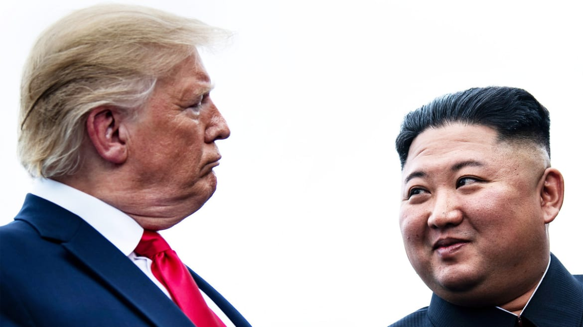 Weakened and Unstable Trump Gives Korea the Jitters