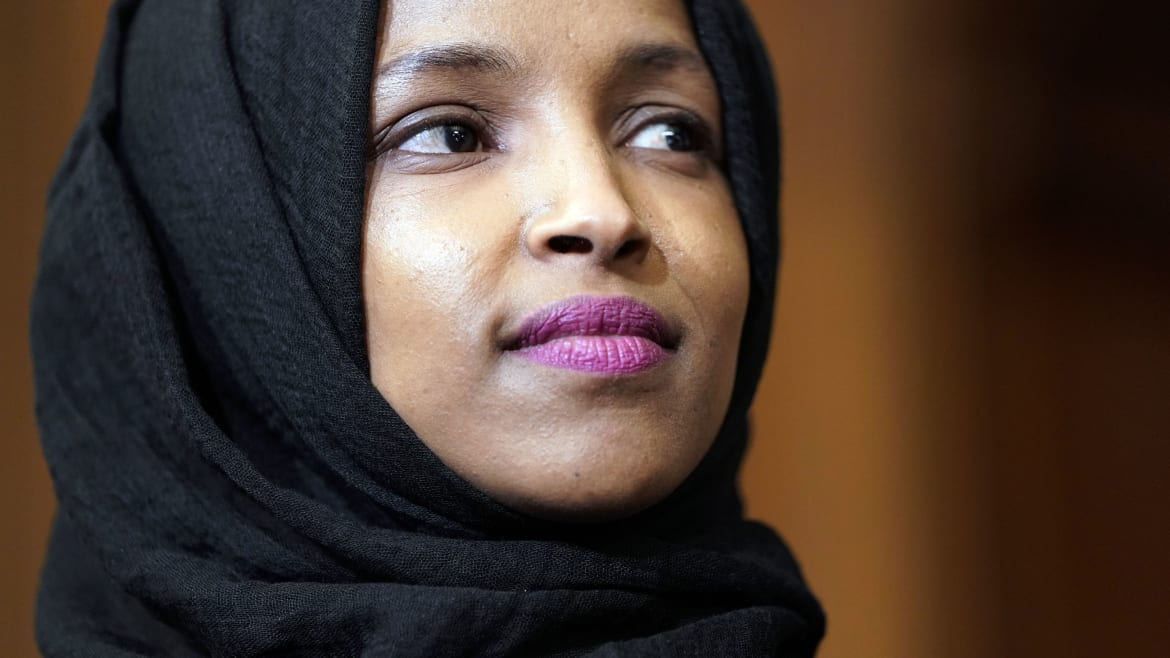 How the Ilhan Omar Marriage Smear Went From Fever Swamp to Trump