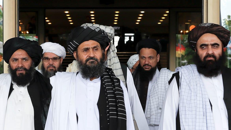 The Taliban Scoff at Trump's Afghan Peace Talks Bluff