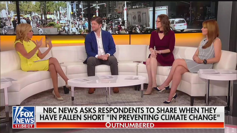 Fox News Hosts Scold Right-Wing Pundit for Mocking Greta Thunberg: No Kid Bashing!