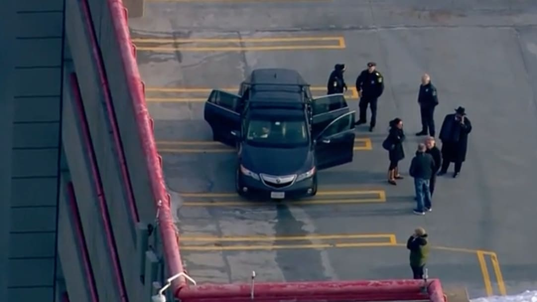 Mother, Two Kids Dead in Apparent Suicide Plunge in From Northeastern University Parking Garage