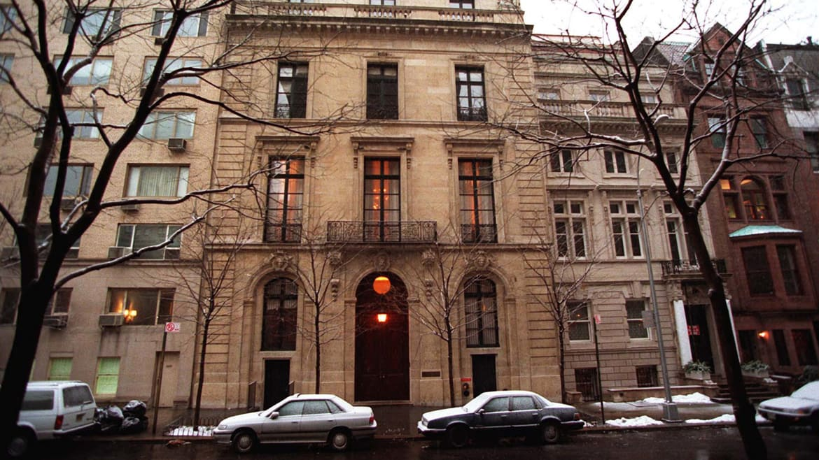 Here's What the Feds Found in Jeffrey Epstein's Manhattan Mansion
